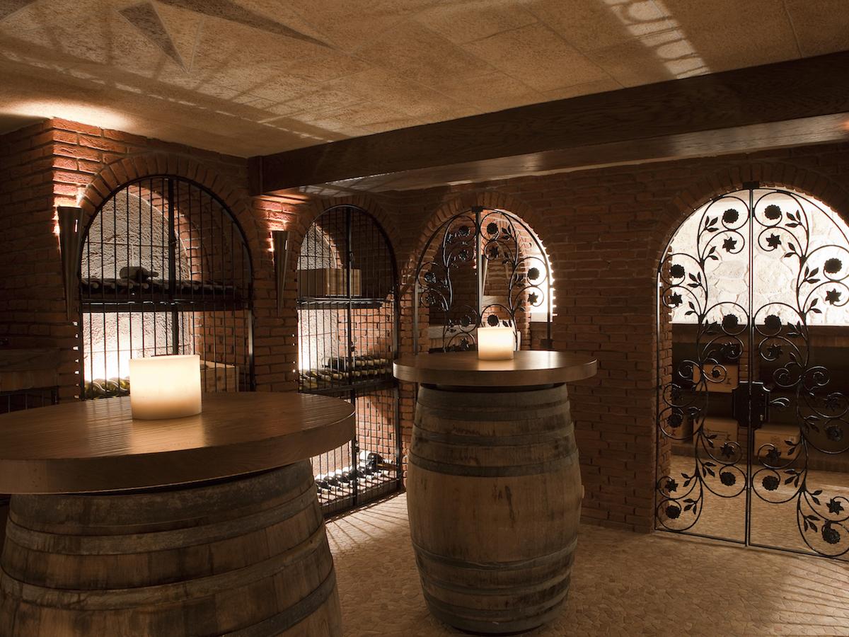 Kookstudio De Biechtstoel | Wijnkelder
