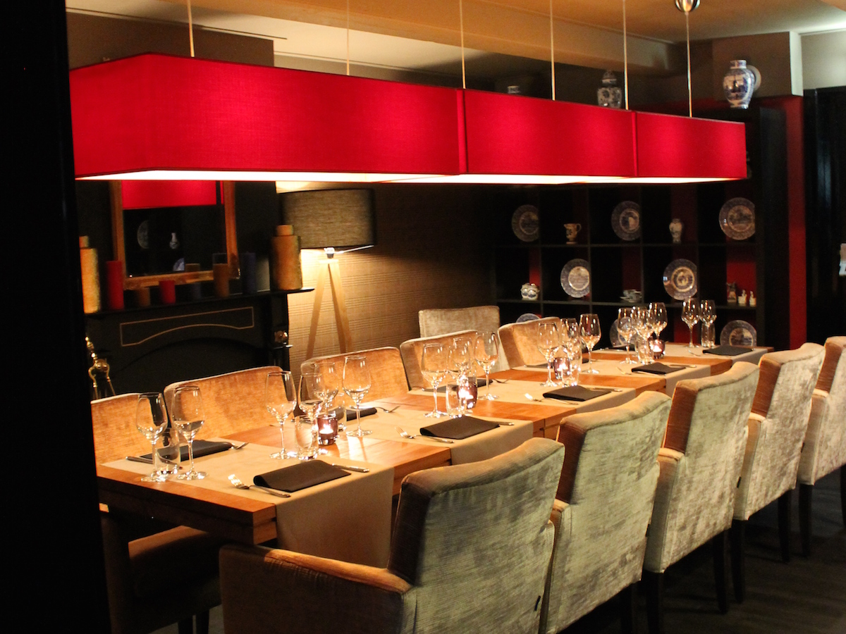 Fabuleus | Private dining