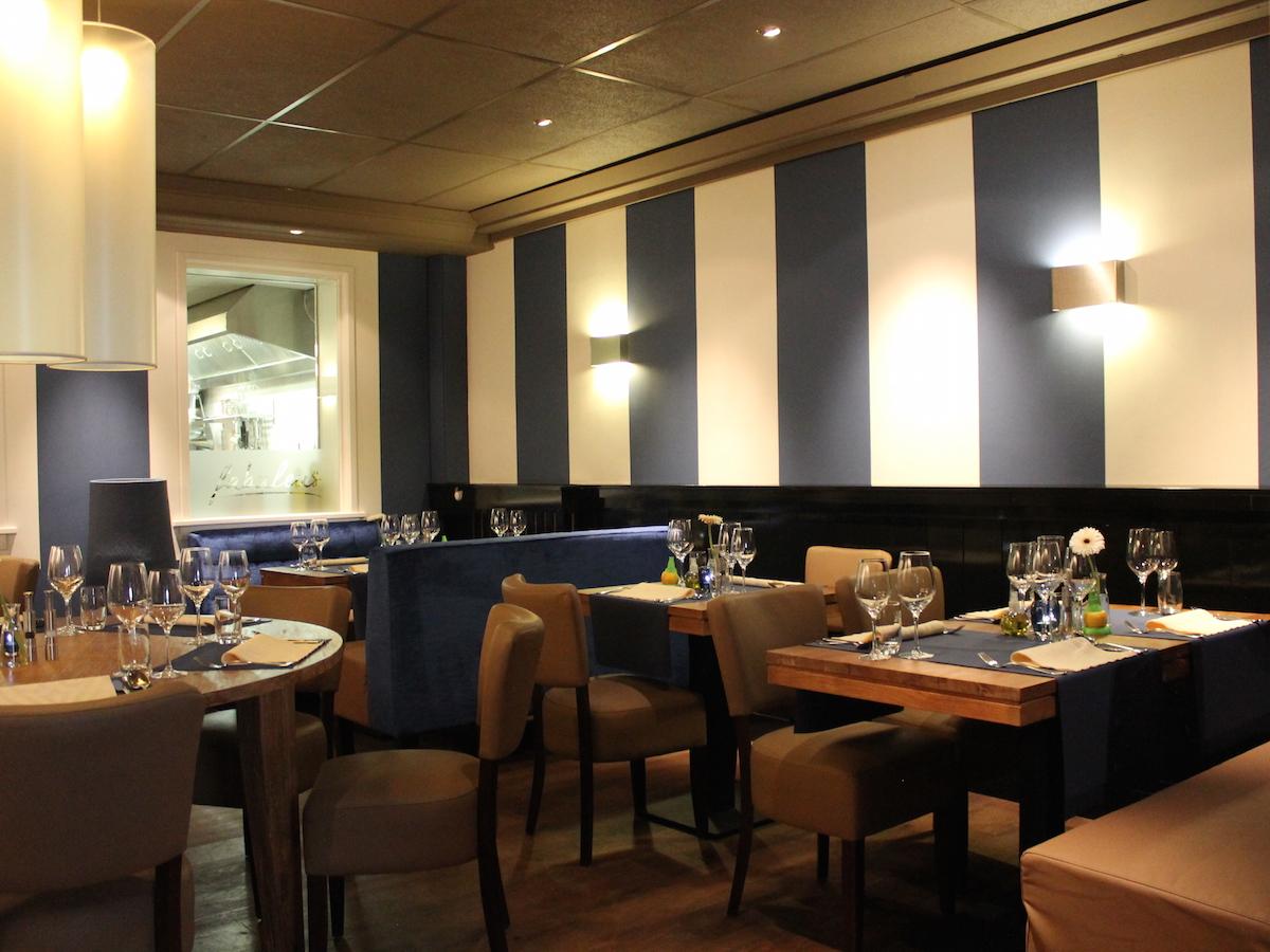 Fabuleus | Blauwe restaurant-deel