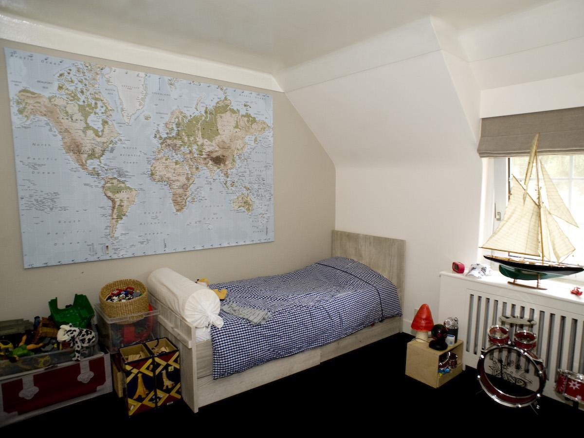 Landhuis Vught   Jongens slaapkamer
