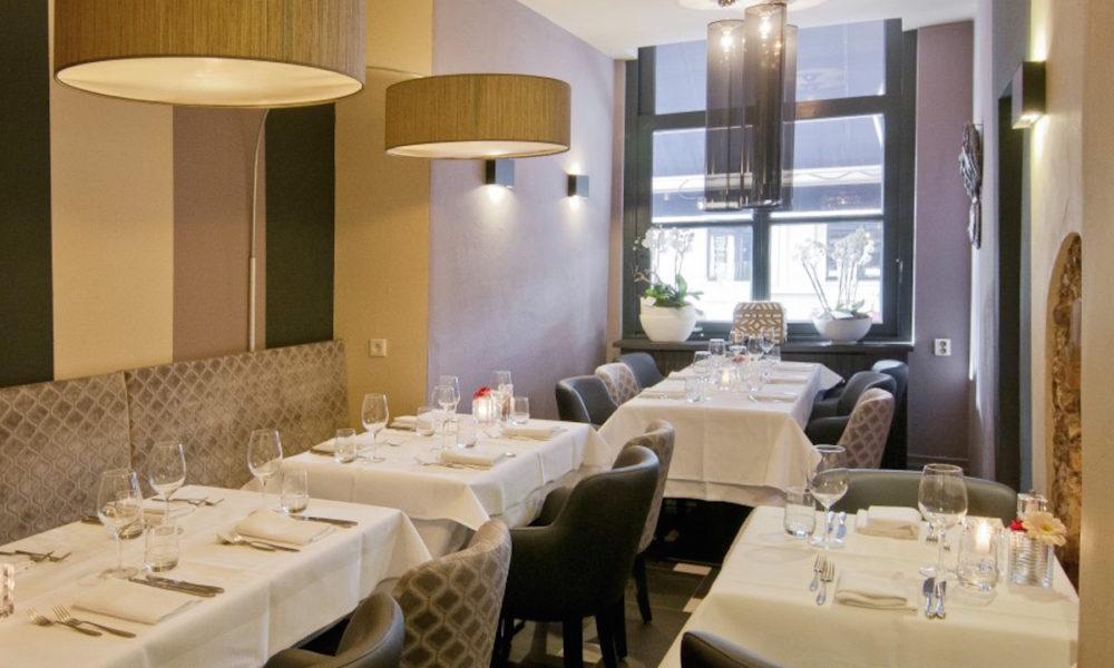 Le Méridien | Doorkijk rechterdeel restaurant