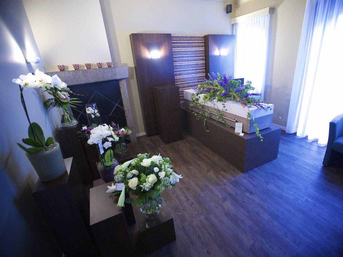 Het afscheidshuis | Opbaarkamer