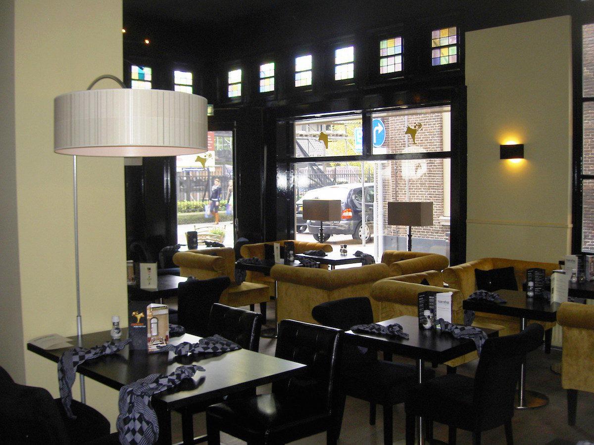 FF Swanjéé | Restaurantgedeelte