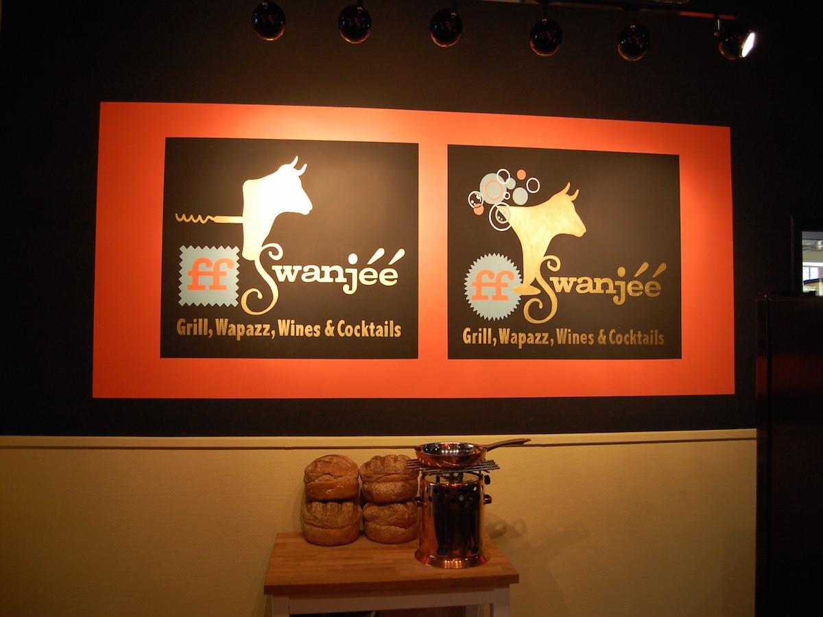 FF Swanjéé | Logomuur