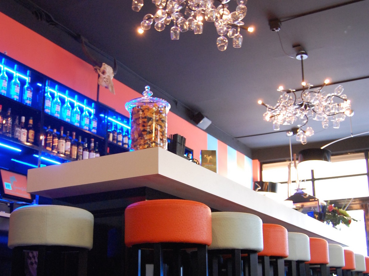 FF Swanjéé | Bar