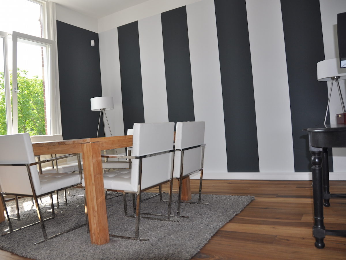 Villa Oldenburg | Gestreepte ruimte